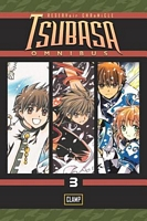 Tsubasa Omnibus Volume 3