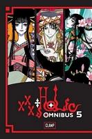 xxxHOLiC Omnibus Volume 5