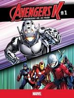Avengers vs. Ultron #1