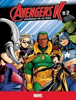 Avengers vs. Ultron #2