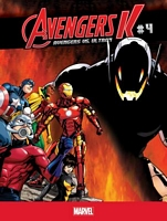 Avengers vs. Ultron #4