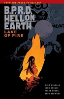 B.P.R.D. Hell On Earth, Volume 8: Lake of Fire