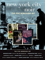 New York City Noir: The Five Borough Set