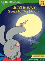 Julio Bunny Goes to the Moon