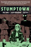 Stumptown, Volume 4: The Case of a Cup of Joe