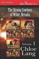 Strong Cowboys of Wilde, Nevada, Volume 1