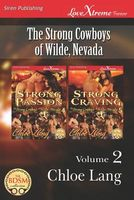 Strong Cowboys of Wilde, Nevada, Volume 2