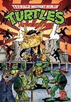 Teenage Mutant Ninja Turtles Adventures, Volume 8