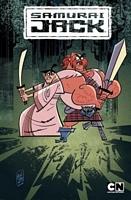 Samurai Jack, Volume 2: The Scotsman's Curse