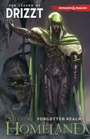 Dungeons & Dragons: The Legend of Drizzt, Volume 1: Homeland