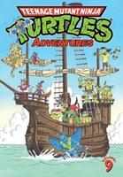 Teenage Mutant Ninja Turtles Adventures, Volume 9