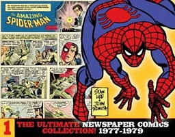 The Amazing Spider-Man: The Ultimate Newspaper Comics Collection, Volume 1 (1977-1978)
