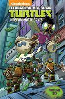 Teenage Mutant Ninja Turtles: New Animated Adventures Volume 6