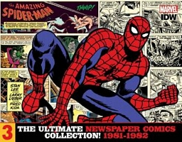 The Amazing Spider-Man: The Ultimate Newspaper Comics Collection, Volume 3 (1981-1982)