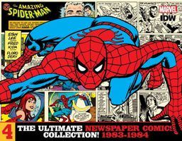 The Amazing Spider-Man: The Ultimate Newspaper Comics Collection, Volume 4 (1983 -1984)