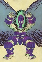 Godland Celestial Edition, Book 3