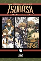 Tsubasa Omnibus, Volume 6