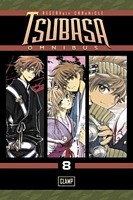 Tsubasa Omnibus, Volume 8