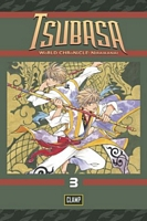 Tsubasa: WoRLD CHRoNiCLE, Volume 3