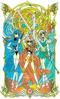Magic Knight Rayearth 25th Anniversary Manga Box Set 1