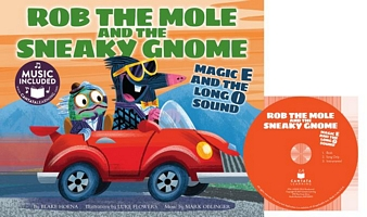 Rob the Mole and the Sneaky Gnome