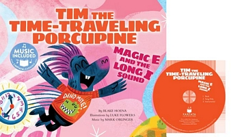 Tim the Time-Traveling Porcupine