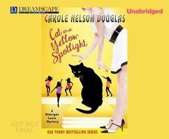Cat in a Yellow Spotlight