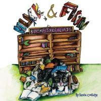 Huck & Finn, Bookstore Cats