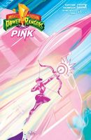 Mighty Morphin Power Rangers: Pink #1