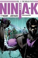 Ninja-K, Volume 1: The Ninja Files
