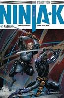 Ninja-K, Volume 2: The Coalition