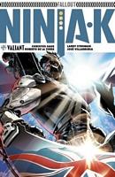 Ninja-K, Volume 3: Fallout