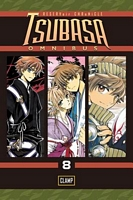 Tsubasa Omnibus Volume 8
