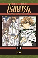 Tsubasa Omnibus Volume 10
