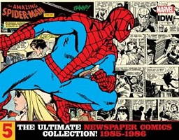 The Amazing Spider-Man: The Ultimate Newspaper Comics Collection, Volume 5 (1985- 1986)