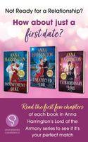 First Dates with Anna Harrington
