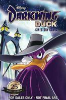 Disney Darkwing Duck Cinestory Comic Volume 1