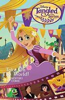 Disney Tangled: The Series Cinestory Comic