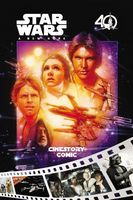 Star Wars Episode IV: A New Hope Cinestory Comic