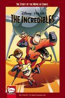 Disney/Pixar the Incredibles