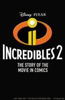 Disney/Pixar the Incredibles 2