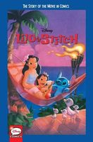 Disney Lilo & Stitch the Story of the Movie in Comics