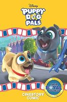 Disney Puppy Dog Pals Cinestory Comic by Disney Book Group