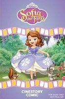 Disney Sofia the First Cinestory Comic