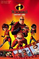 Disney/Pixar the Incredibles Cinestory Comic