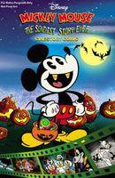 Disney Halloween Cinestory Collection