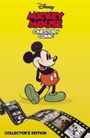 Disney Mickey Mouse 90th Anniversary Celebration Cinestory Comic