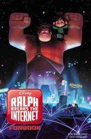 Disney Wreck-it Ralph 2 Fun Book
