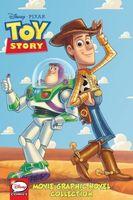 Disney/Pixar Toy Story Movie Graphic Novel Collection