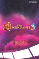 Disney Descendants 3 Cinestory Comic